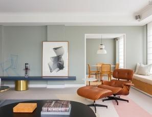 arent&pyke 设计--Pyrmont Apartment
