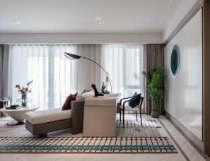 集艾设计+北京阅界装饰设计--烟台新城明昱锦园143户型