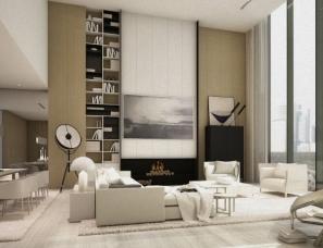 新加坡SCDA设计--纽约曼哈顿soori住宅