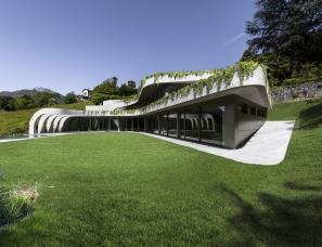 Mino Caggiula Architects--ALICE TREPP艺术家工作室
