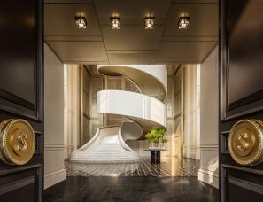 CCD郑中设计--南京苏宁钟山国际高尔夫酒店 · 高尔夫俱乐部