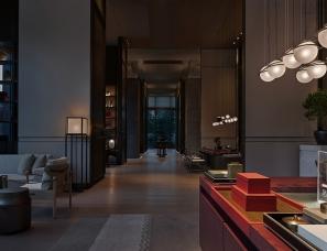 CCD郑中设计--西安中晶华邑酒店