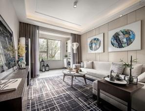 戴勇设计--郑州建业【春天里】精装交楼标准展示区及样板房