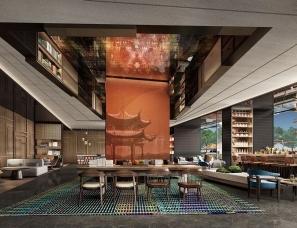 CCD设计 | 杭州西湖希尔顿嘉悦里酒店