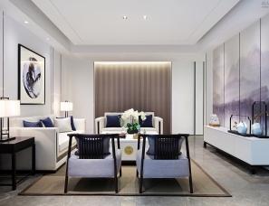 深圳太合南方建筑设计 --柳州冠亚宽庐双拼别墅样板房