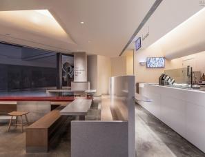 超级平常空间设计--重庆·喜茶HEYTEA(龙湖U城天街店)