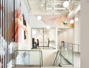 Batay-Csorba Architects--Goh芭蕾舞工作室