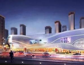 特色购物中心设计:安宁吾悦广场用情怀融合城市核心地脉