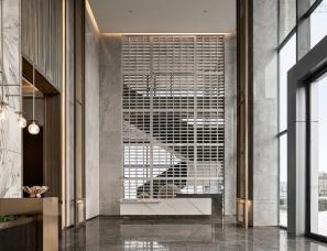 奥迅设计--中国铁建·江门总部基地售楼部