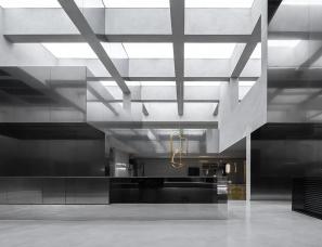 DOMANI东仓建设设计--佛山美的置业—智未来体验中心