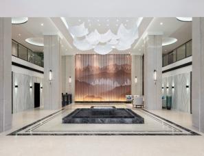 海旺大酒店丨新中式设计,尽显中华之美