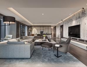 DIA丹健国际设计--深圳天鹅湖花园住宅