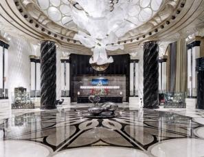 邱德光设计-上海星河湾花园酒店