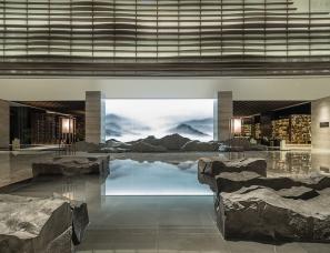 意象设计--北京乐多港万豪酒店