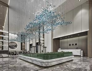 飞视设计--新城安宁雅樾展示中心