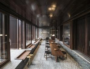 如恩设计--墙垣 – 青普扬州瘦西湖文化行馆