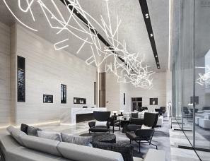 赛拉维设计--首创·禧瑞府艺术博物馆