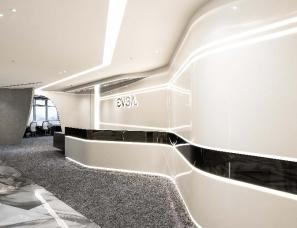 刘荣禄国际空间设计--艾维克科技办公室