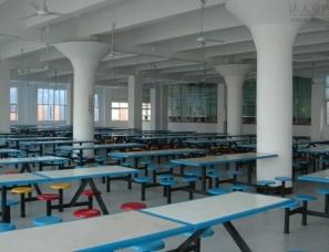 学校食堂.单位食堂设计案例效果图