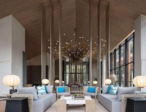 集艾设计新作--中国第一家THE CHEDI安岚酒店