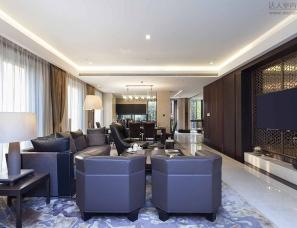 DIA丹健国际设计--上海 华侨城苏河湾 联排别墅