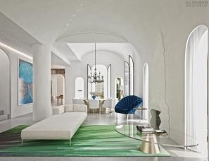 孟也设计--御汤山别墅设计方案