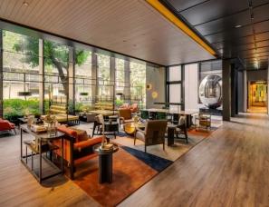 CCD设计--台北时代寓所