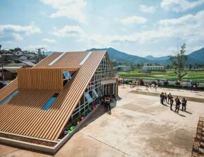 深圳创域设计--云南大山里的趣味空间