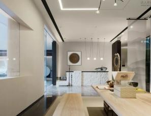 CCD+元禾大千设计--阳光城文澜公馆销售中心及会所