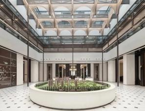 伟伦设计--海玥瑄邸·营销中心