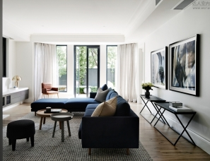 Griffiths design studio--Toorak Apartment合集