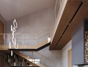 Ruslan Kovalchuk设计--现代公寓