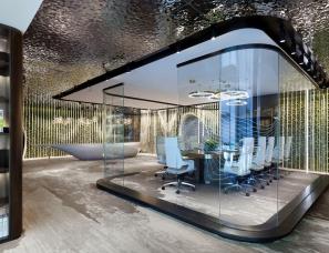 融入山水文化,构筑人与自然和谐共生的顶级办公空间