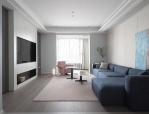 木尚空间设计--瑞安时代悦府住宅