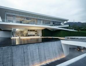 共生形态设计--梧州美的城市展厅