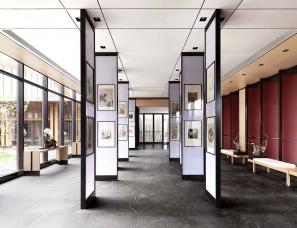 杜文彪设计--万科翡翠山语售楼部