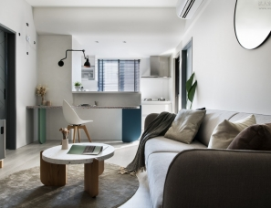 北欧建筑 | 共生时代, 两个女生的共居公寓