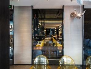 GID国际设计--香港采蝶轩餐厅