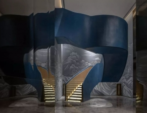 牧笛设计--海门万科翡翠甲第销售中心