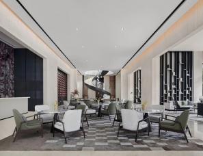 李益中空间设计--福州中海紫御江山营销中心