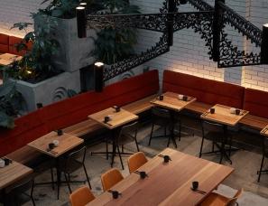 Splinter Society Architecture--Project281咖啡烘焙坊