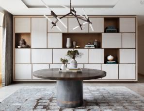Helen Green设计--Penthouse