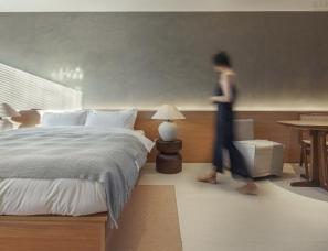 Evollab+Atelier LEX--北京时仓酒店600㎡