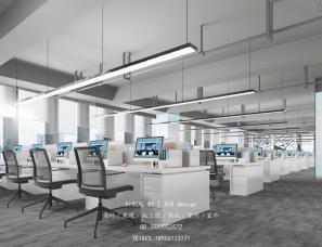 科技公司办公室,前台,会议室,总经理室,办公区