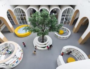 迪卡幼儿园设计--宝鸡伊顿KA儿童之家