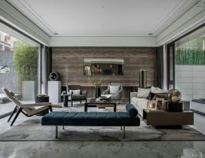 邱德光设计--保利·和光尘樾会所&别墅样板间