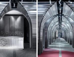 dongqi Architects--上海·CONCEPTS潮流概念零售店