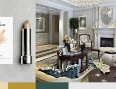 色彩---室内设计的灵感来源(二)(戴昆)