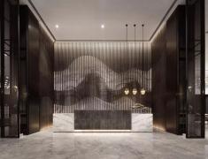 李益中空间设计--佛山中海万锦公馆营销中心