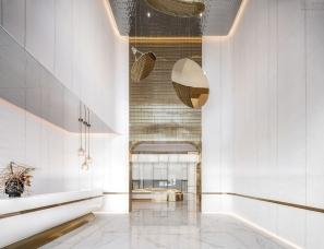 李益中空间设计--山东潍坊大有世家售楼处